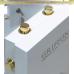Сейф огнестойкий и взломостойкий II класса GRIFFON CLE.II.90.E WHITE GOLD