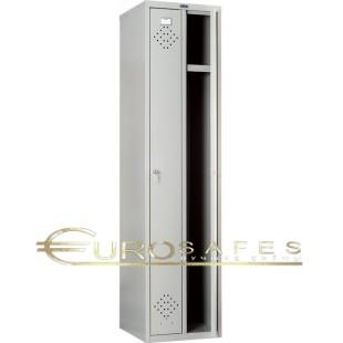 Шкаф для раздевалок ПРАКТИК LS-21-45