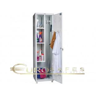 Шкаф для раздевалок медицинский HILFE МД 1 ШМ-SS