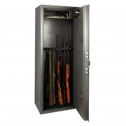 Сейф оружейный 1 класса устойчивости к взлому TSS 160 MLG/K9